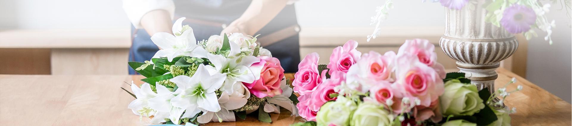 kwiaty wiązanki