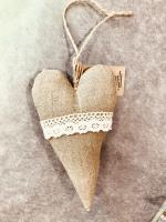 dekoracja serce