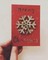 pocztówki oraz pakowanie prezentów 8